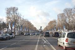 Champs-Élysées (25/12/14)