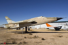 61-0107 - D302 - USAF - Republic F-105D Thunderchief - National Museum of Nuclear Science & History, Albuquerque, New Mexico - 141229 - Steven Gray - IMG_1187