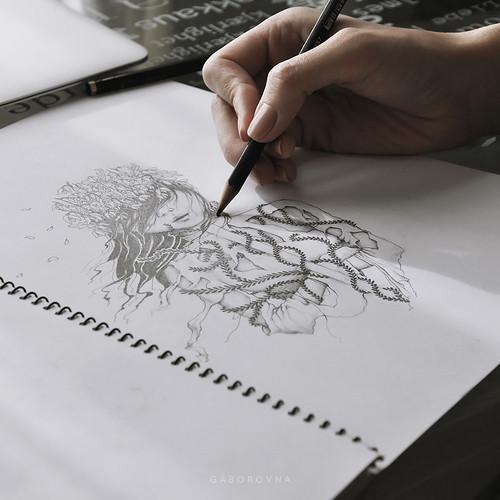tattoo commission (for G. Silva)
