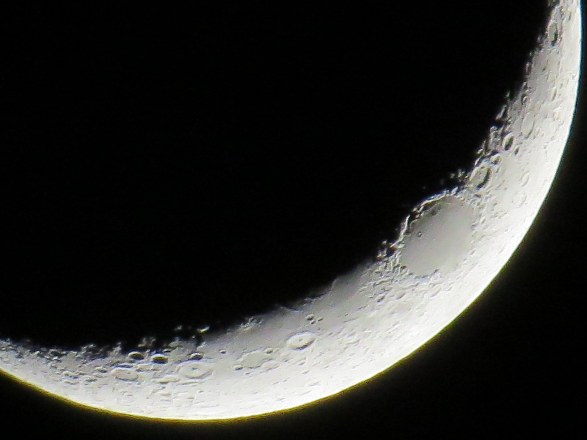 Moon Shot Feb. 21 2015