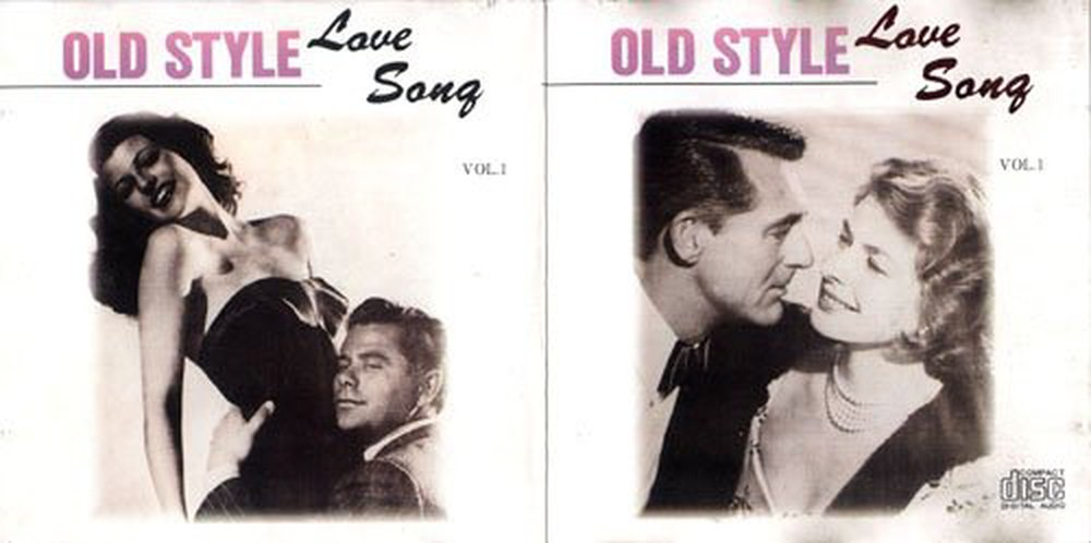 Old style love songs