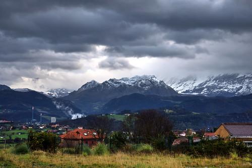 Asturias en invierno