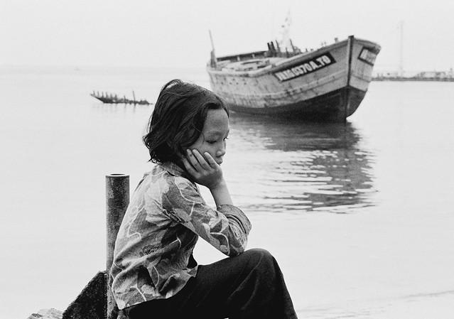 Vietnamese Boat People - Thuyền nhân VN