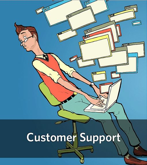 Customer Support For Games