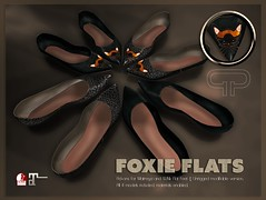 Pure Poison - Foxie Flats AD