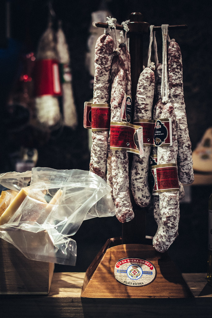 The Hampstead Butcher & Providore - Charcuterie & Sausages.