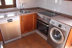 Cocina. Casa La Fontica