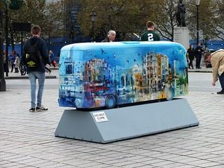 Trafalgar Square - Borismaster Art