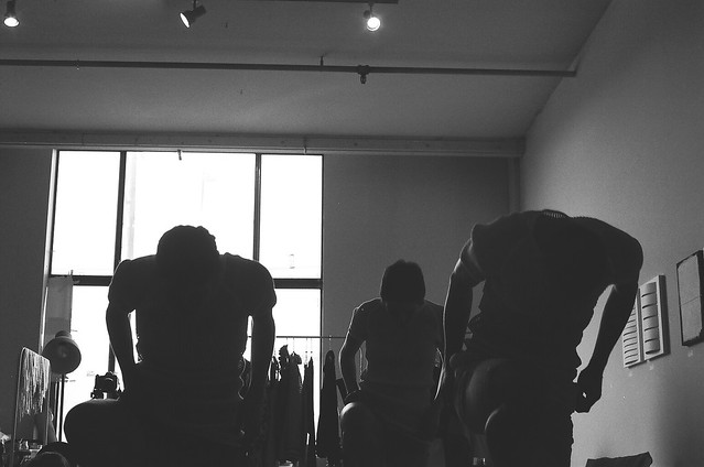 Home.LA performance art