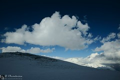 Monte Utero (in invernale)