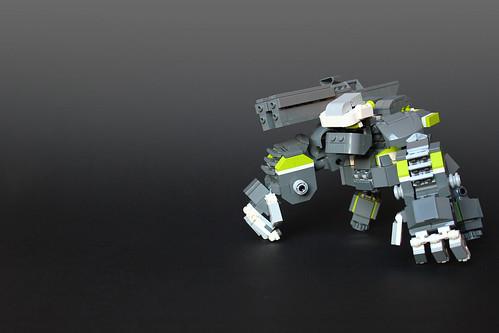 Gorilla Mech L-01 (Drone Mode)
