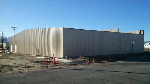 Dollar Store Construction March 4