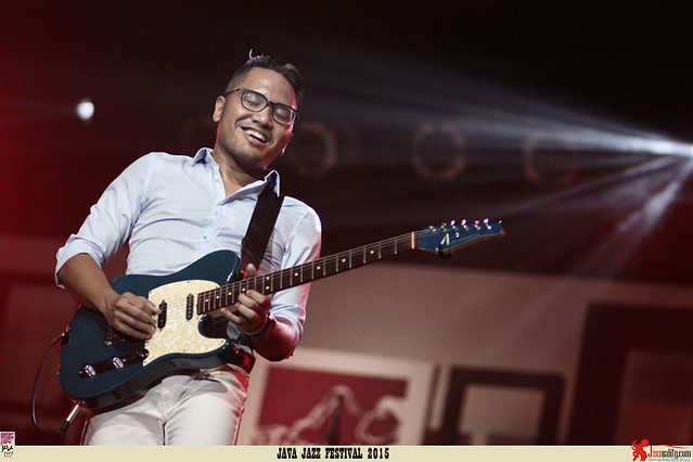 Java Jazz Festival 2015 Day 1 - Andre Dinuth