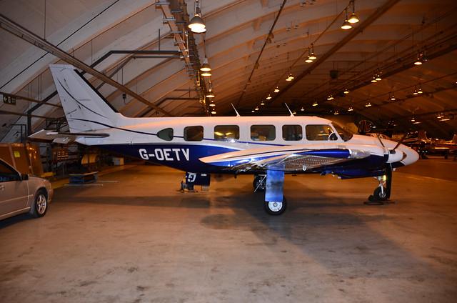 G-OETV PA-31-350