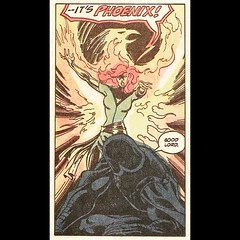 It's Phoenix! (good lord). #XMen #Comics