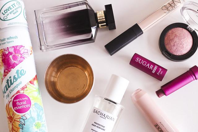 quick makeup fixers
