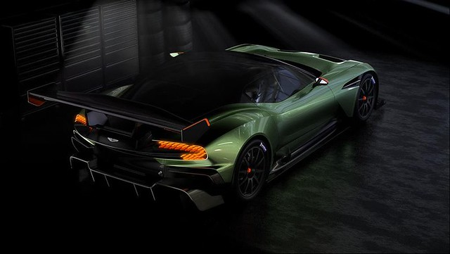 This is the Vulcan, Aston Martin's craziest car ever