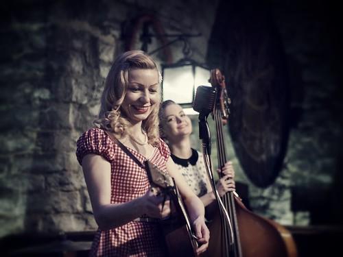 Maryann & The Tri-Tones at Kochi Ait, Tallinn