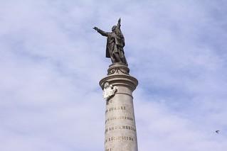Image of  Monumento a Benito Juarez. mexico juarez monument