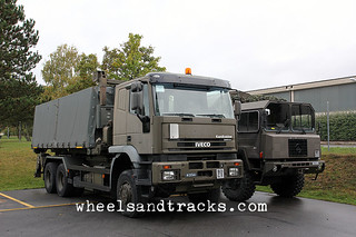 Iveco EuroTrakker 6x6 Artillery - Swiss Army Bière