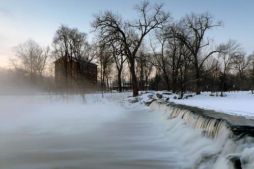Graue Mill. DuPage County, Illinois