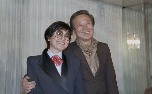 South Korean film director Shin Sang Ok Obit