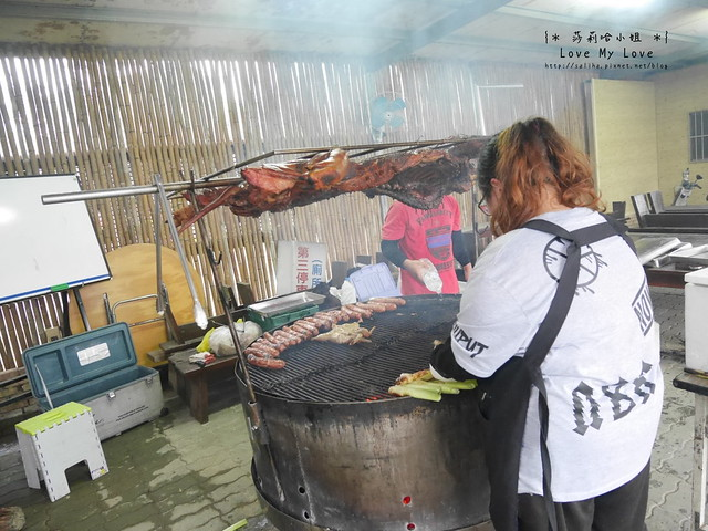 新竹北埔玩樂景點麥克田園焢窯板條diy (4)