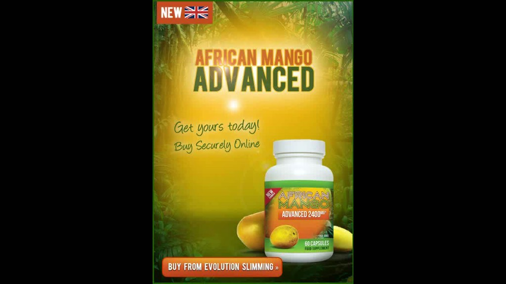 African Mango Advanced from Evolution Slimming
