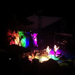 Indigo Girls. Minnesota Zoo. Excellent evening. #musicinthezoo