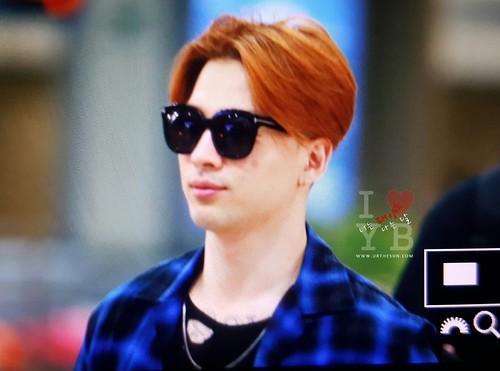 BIGBANG Arrival Seoul from Dalian 2016-06-26 (11)