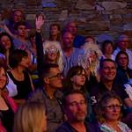 mar, 26/07/2016 - 22:42 - Une légende de retour au Festival de Carcassonne ce 26 juillet 2016 : Monsieur Michel Polnareff lui-même ! Et qu'il est beau ce théâtre Jean-Deschamps, plein à craquer, débordant d'amour, de sourires et d'applaudissements pour cet immense artiste
