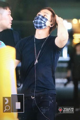 BIGBANG arrival Seoul ICN from Chengdu 2016-07-04 (63)