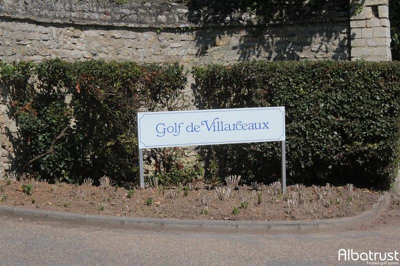 photo du golf Golf De Villarceaux - Parcours