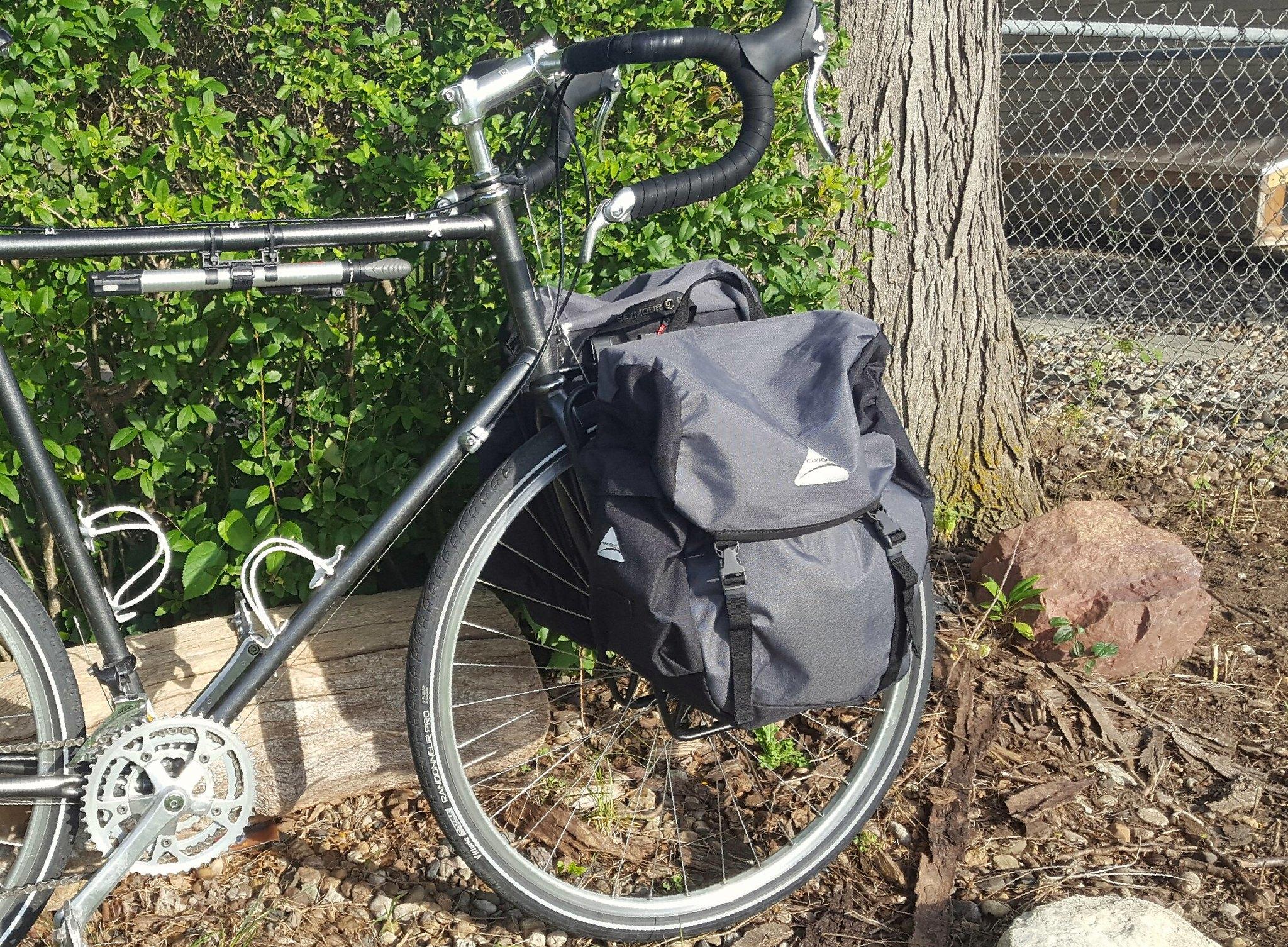Blackburn Outpost Front Rack Review Bike Forums