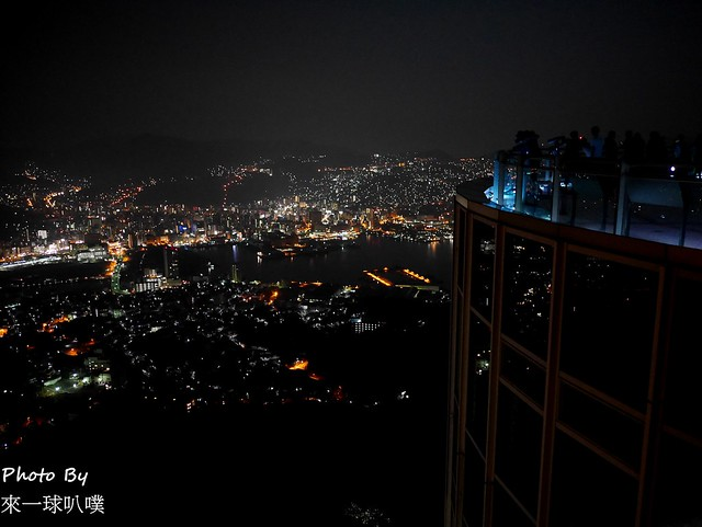 長崎道佐山夜景55
