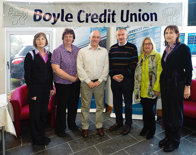 Boyle Credit Union - Coffee Morning