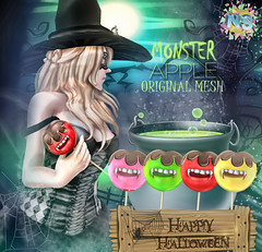NS::  Monster Apple