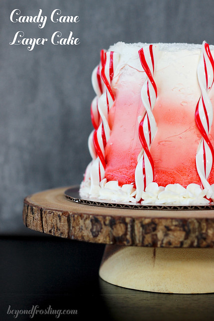 Candy Cake Layer Cake Beyond Frosting