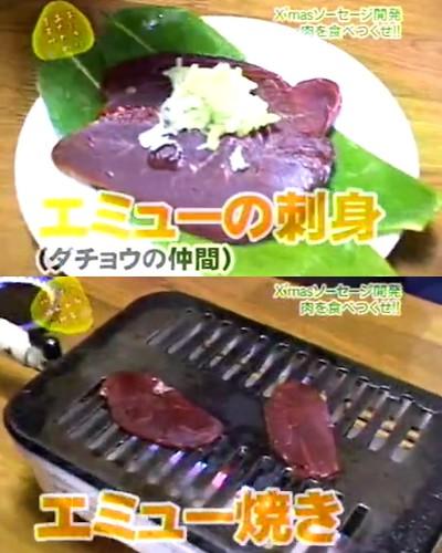 emu-sashimi-yakiniku