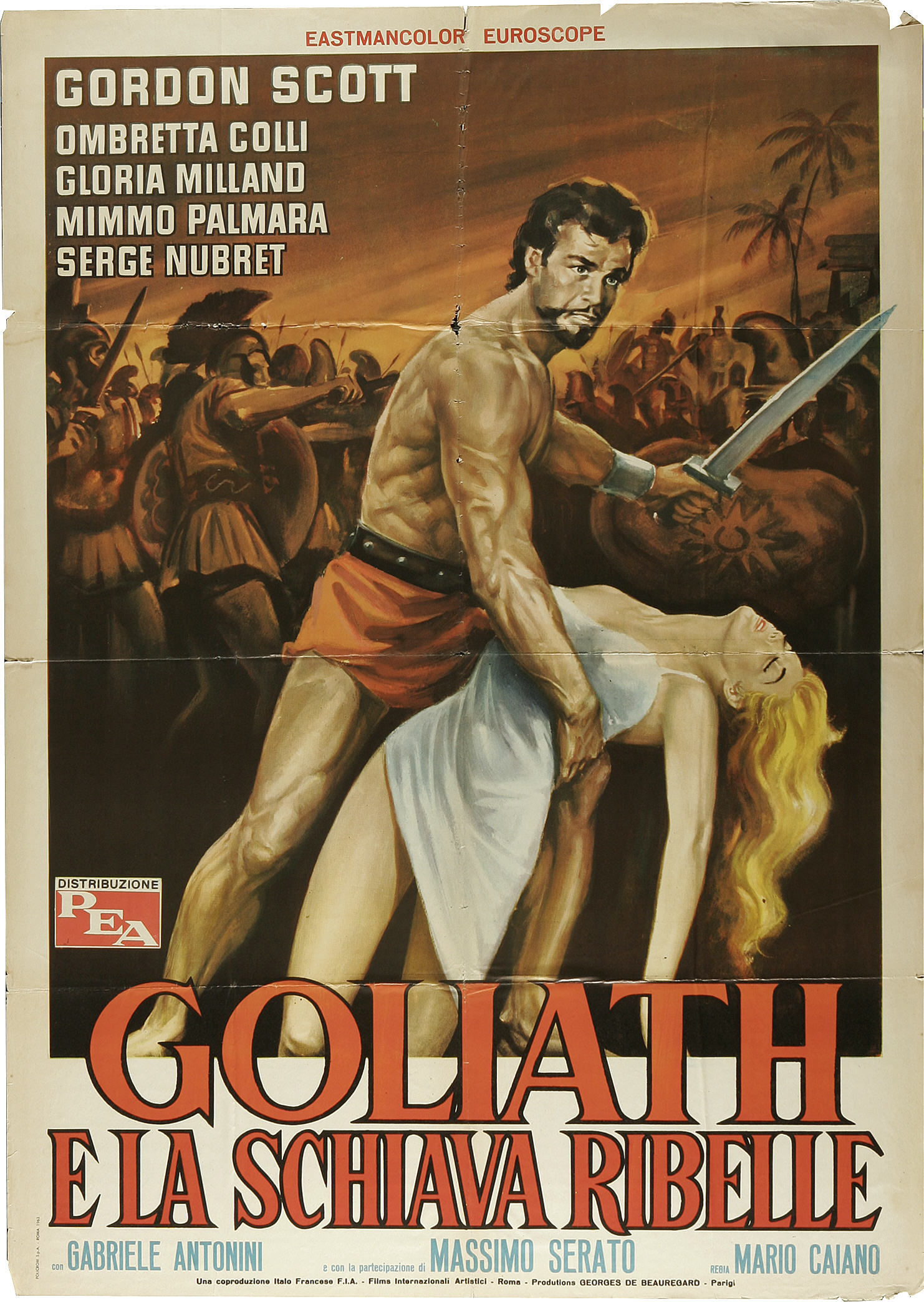 Goliath and the Rebel Slave (1963)