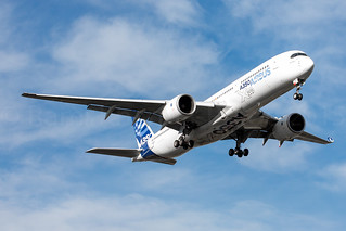 Airbus A350XWB - MSN 003