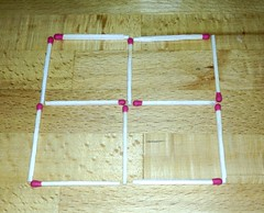 5 carrés