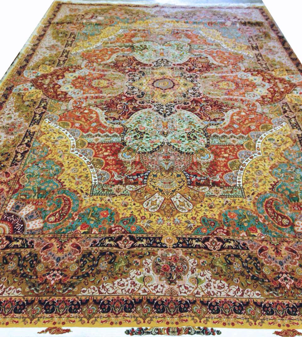 Tabriz Oversize Khiabani 4x6 60 Raj (2)