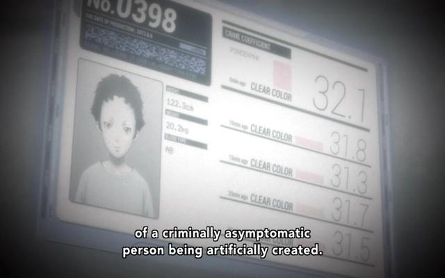 Psycho Pass 9 - 4