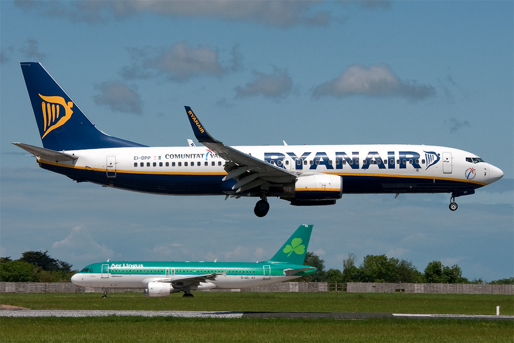 EI-DPP - B738 - Ryanair