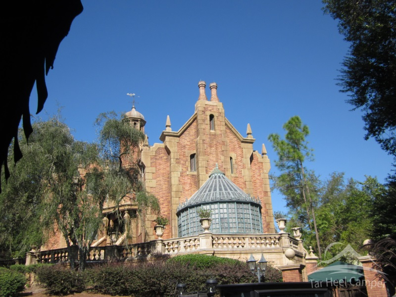Walt Disney World - Haunted Mansion