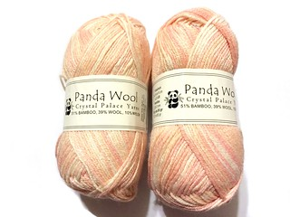 Crystal Palace Yarns Panda Wool