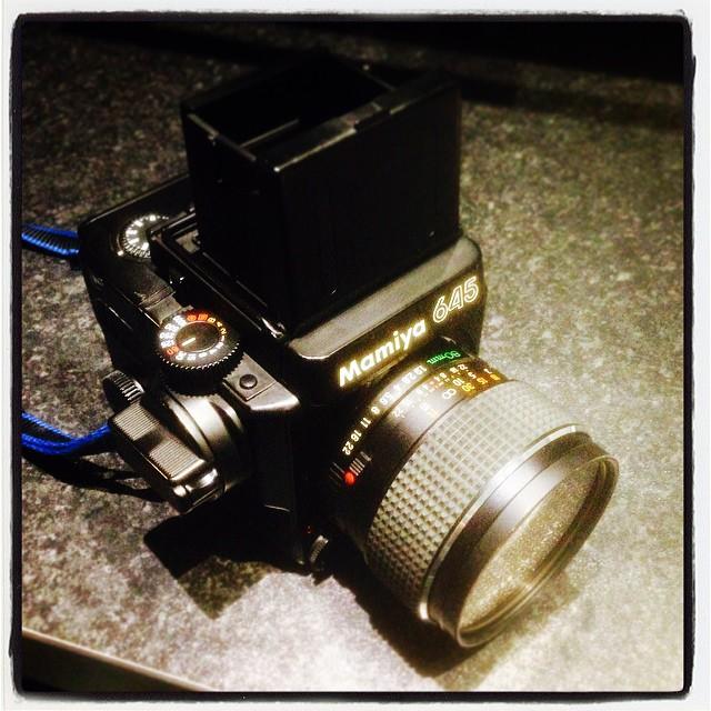 Happy Christmas to me #Mamiya 645 Super #mediumformatfilm #filmphotography #filmisnotdead @mrleicacom