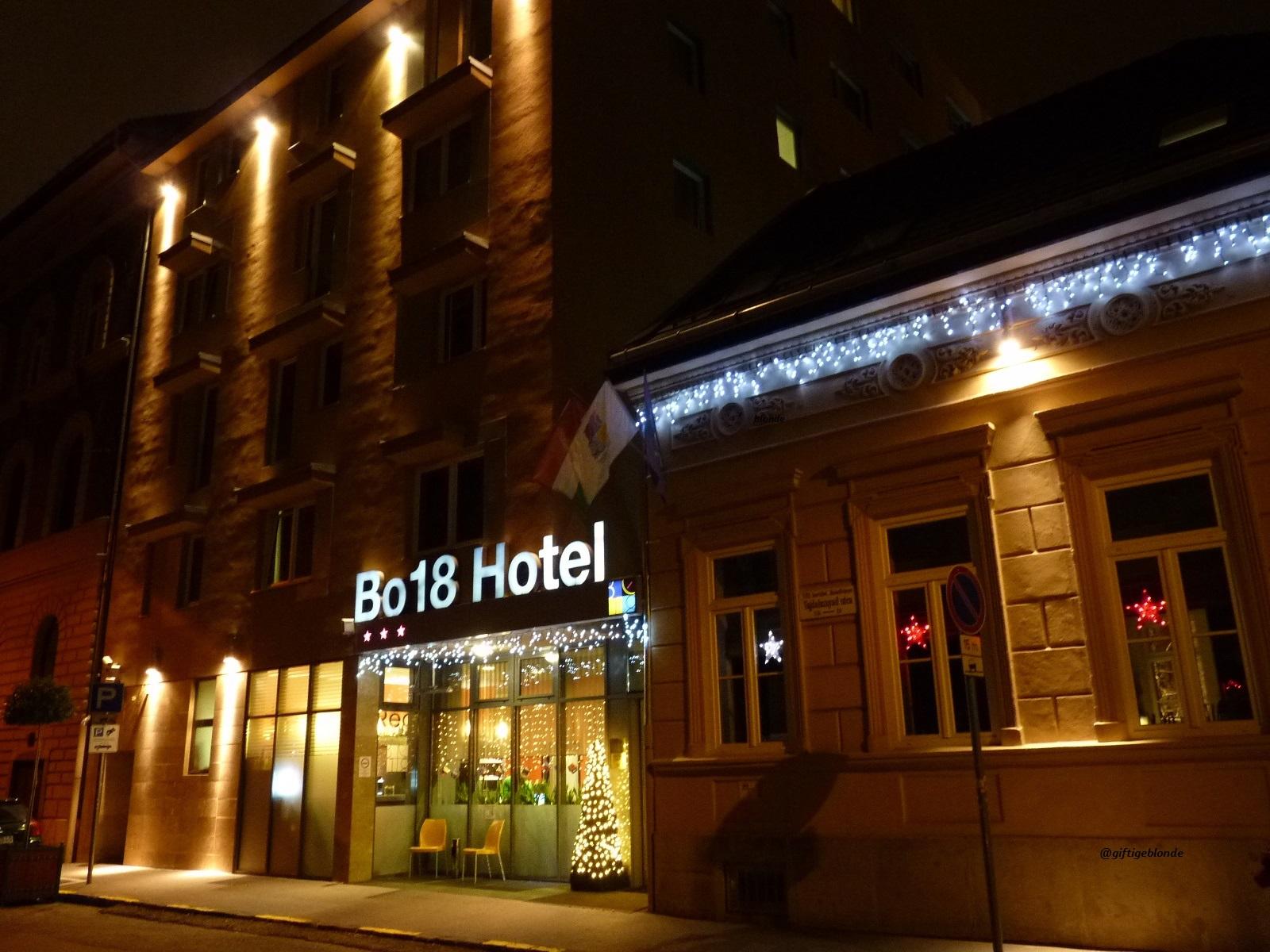 Bo18 Hotel Budapest