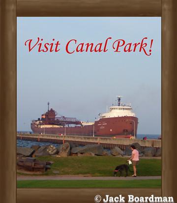 Visit Canal Park